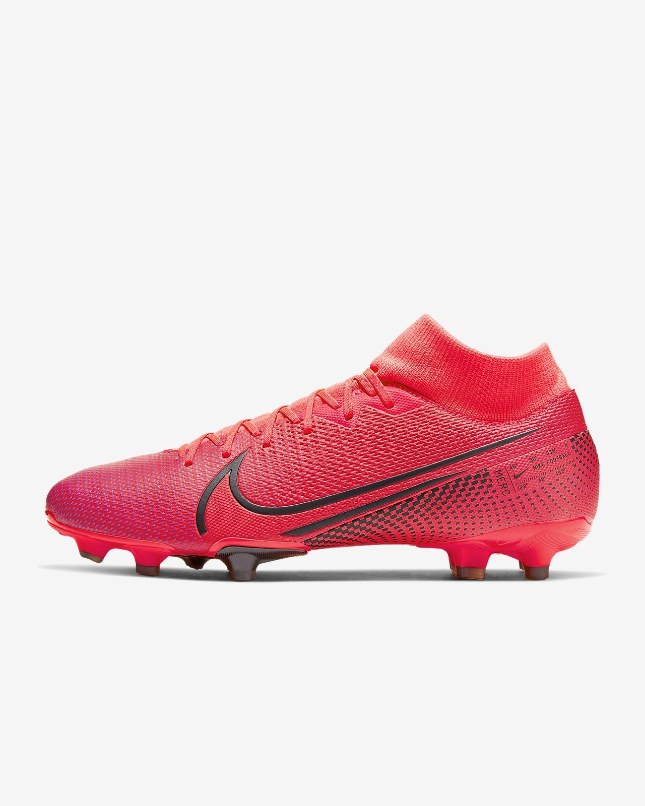 | Nike Kids' Mercurial Superfly 6 Club MG Soccer