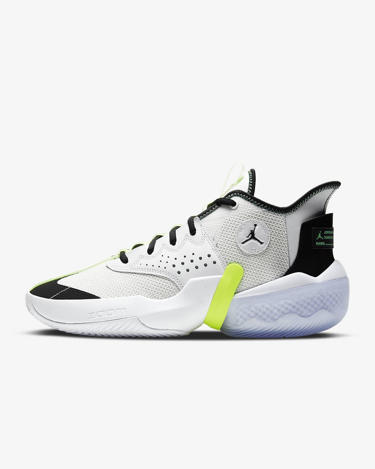 Pánská basketbalová bota Jordan React Elevation