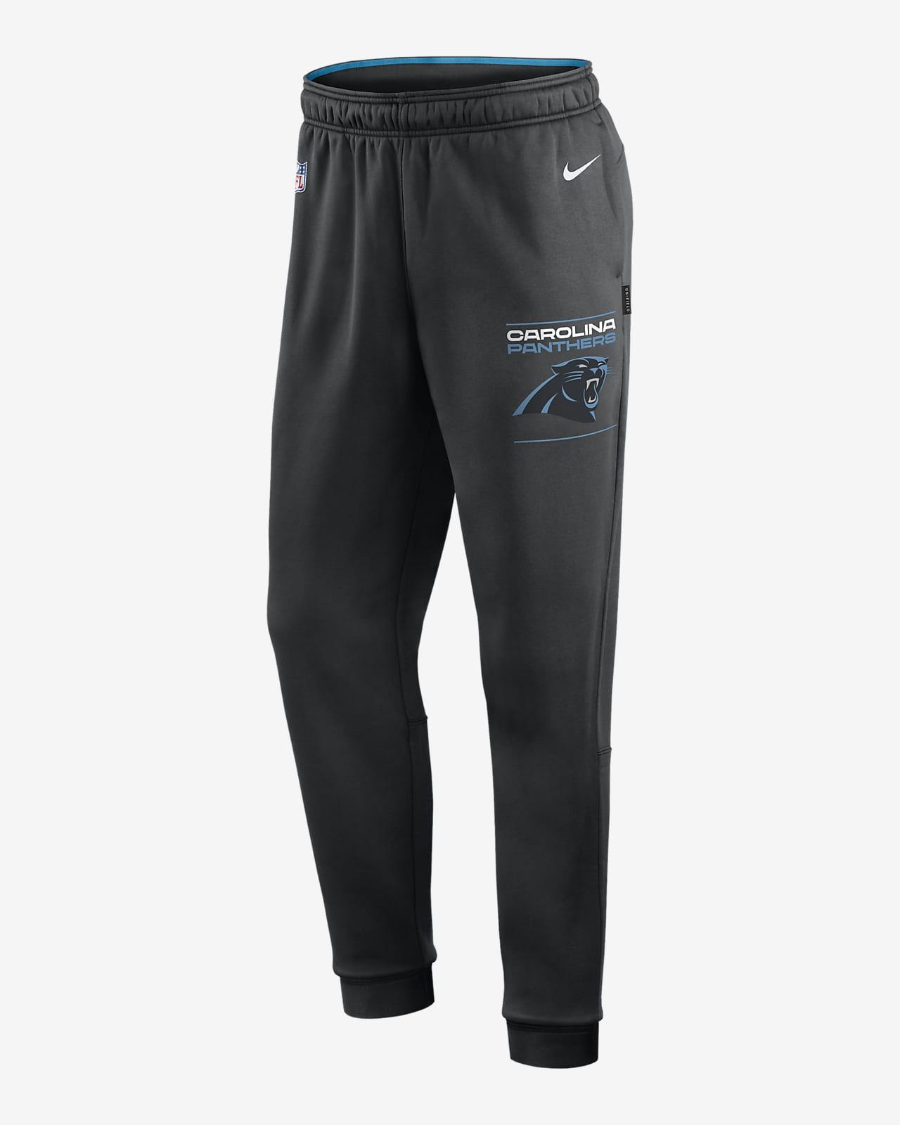 Pants para hombre Nike Therma Sideline (NFL Carolina Panthers)