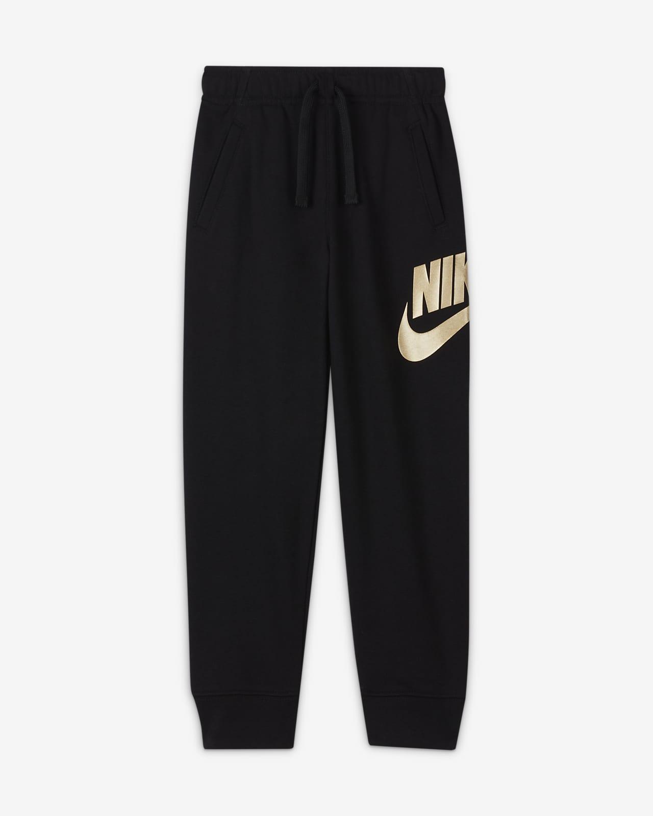 Nike Sportswear Club Fleece Younger Kids' Trousers