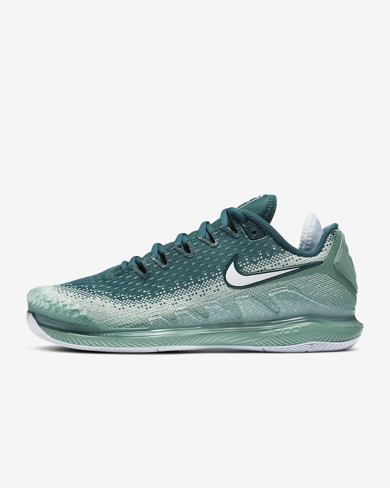 NikeCourt Air Zoom Vapor X Knit Women's Hard Court Tennis Shoe