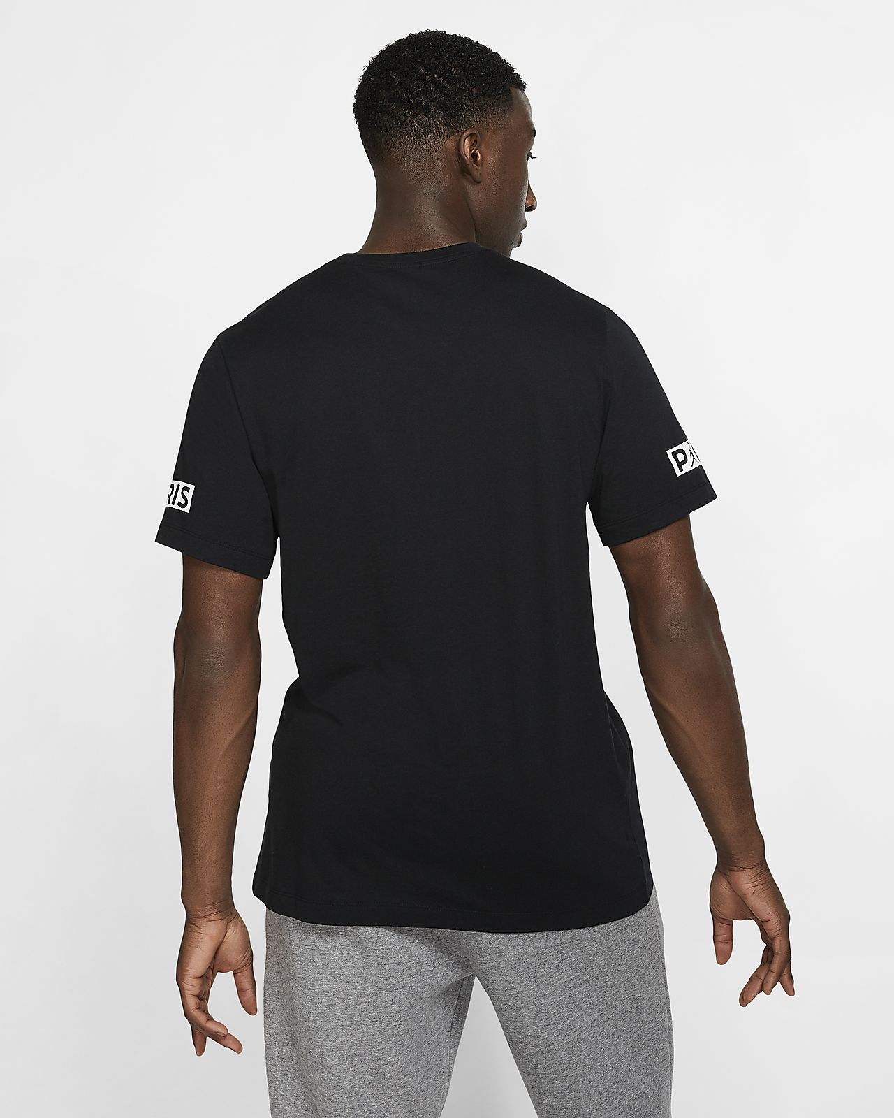 Koszulka męska Paris Saint Germain Tee Nike