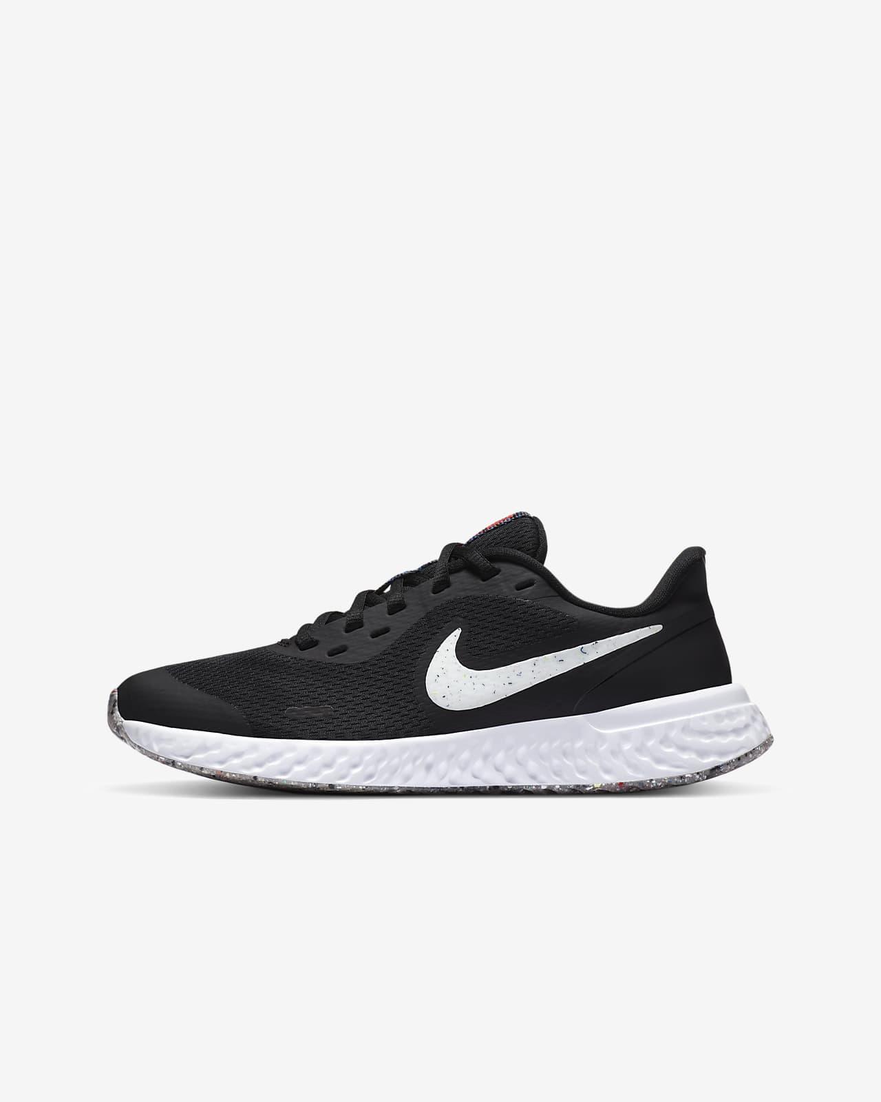 Calzado de running para niños talla grande Nike Revolution 5 SE