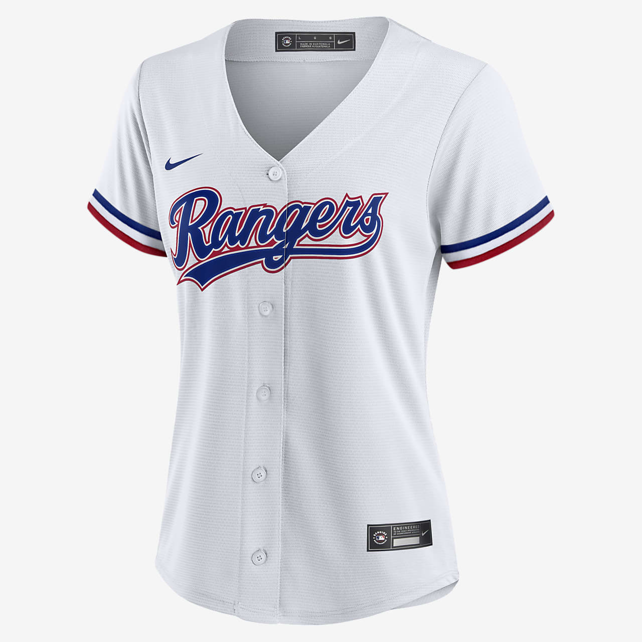 MLB Texas Rangers Women's Replica Baseball Jersey