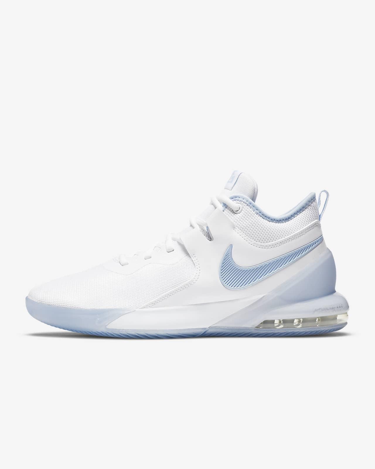 Wit Basketbal Schoenen. Nike NL