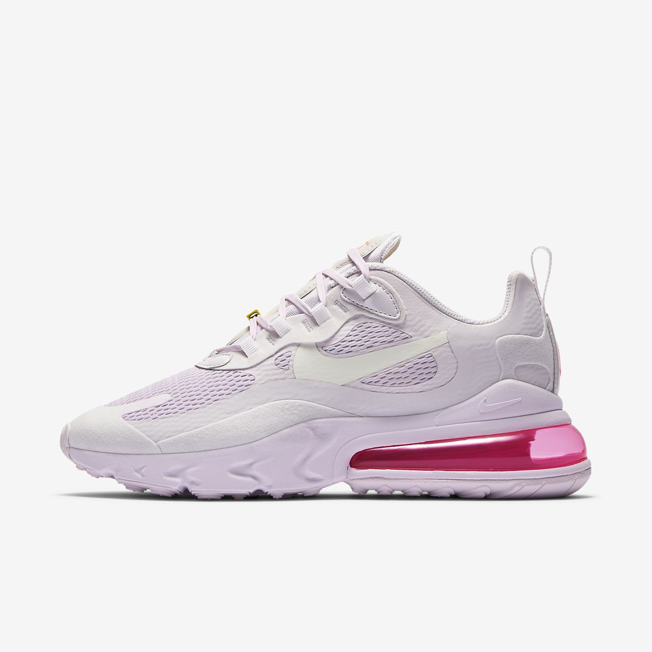 air max 270 react womens pink