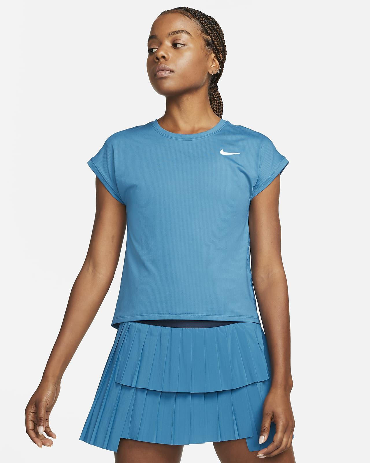 NikeCourt Dri-FIT Victory Women's Short-Sleeve Tennis Top