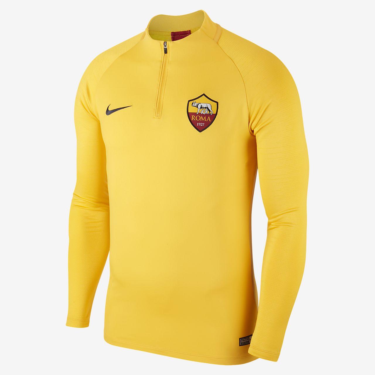 Calcio Nike Tottenham Hotspur FC Squad Drill Top Maglia A Maniche ...