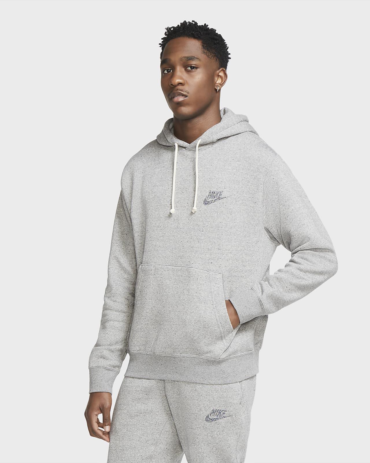 Felpa con cappuccio Nike Sportswear - Uomo