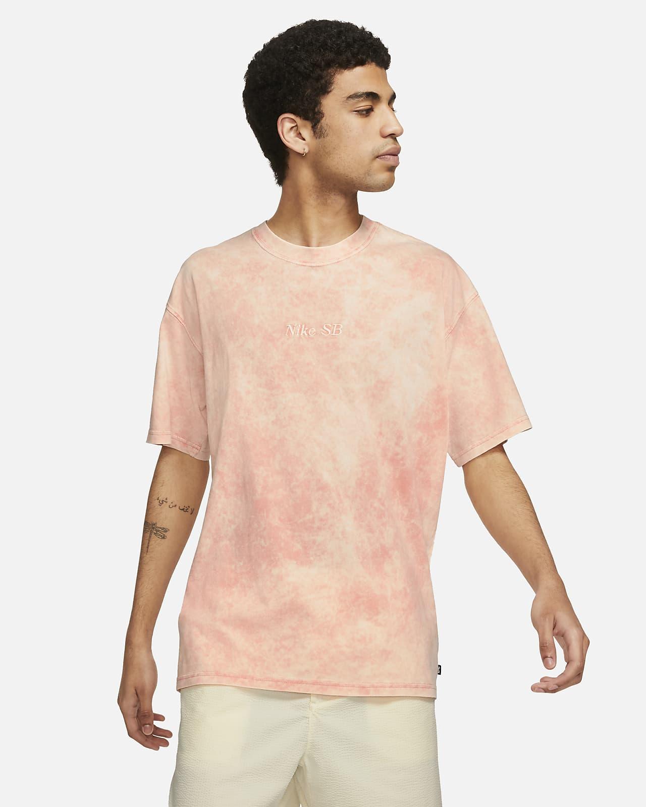 Nike SB-forvasket skater-T-shirt