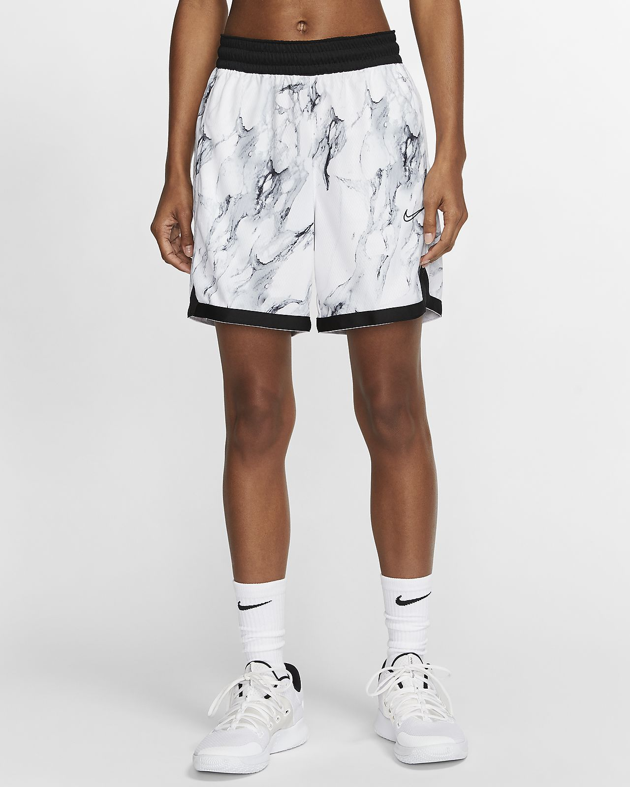 Nike Dri-FIT Pantalón corto de baloncesto - Mujer