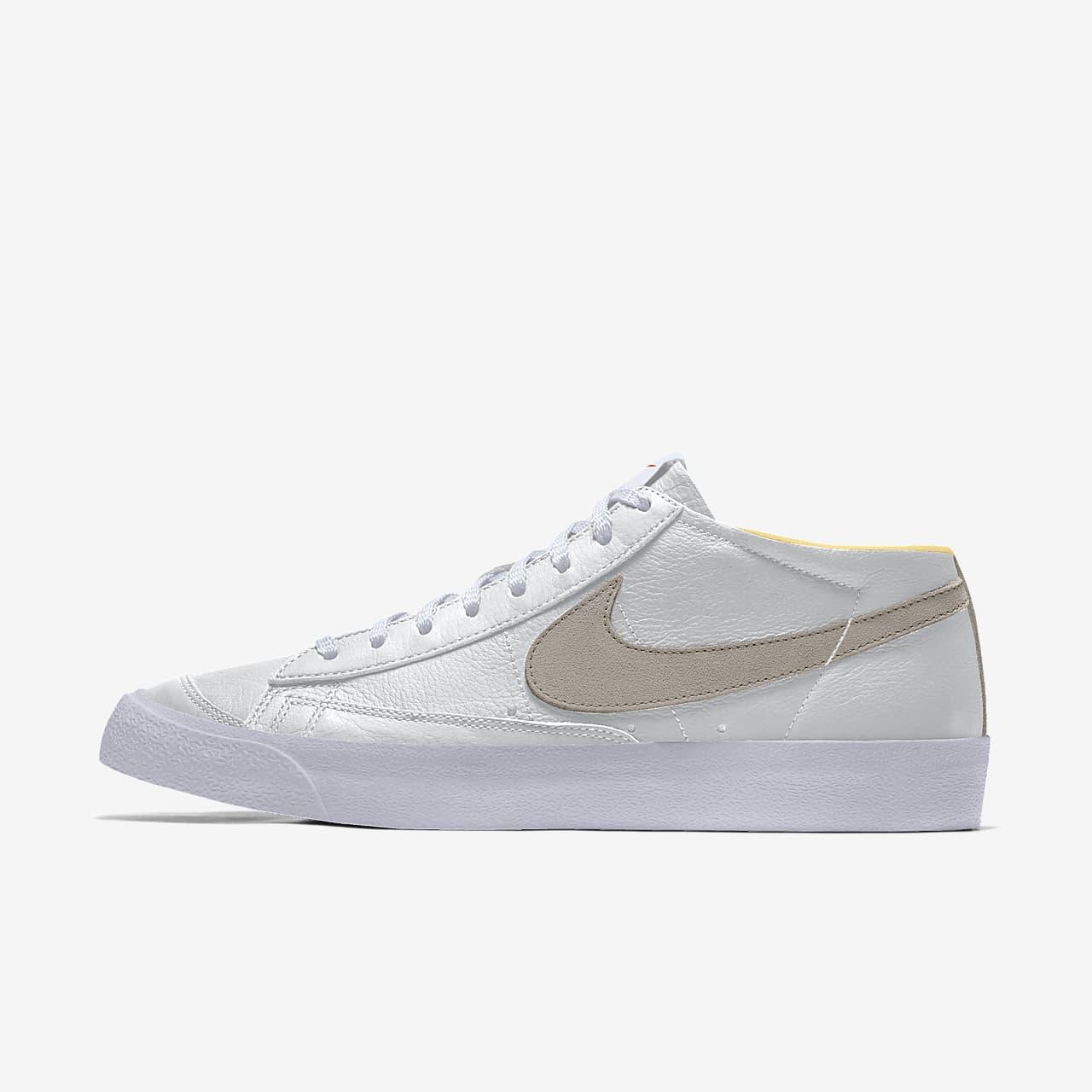 Nike Blazer Mid '77 By You Custom Shoe