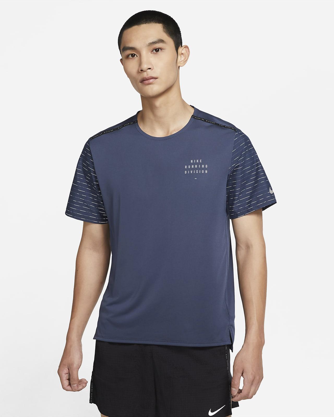 Nike Dri-FIT Rise 365 Run Division Men's Short-Sleeve Running Top