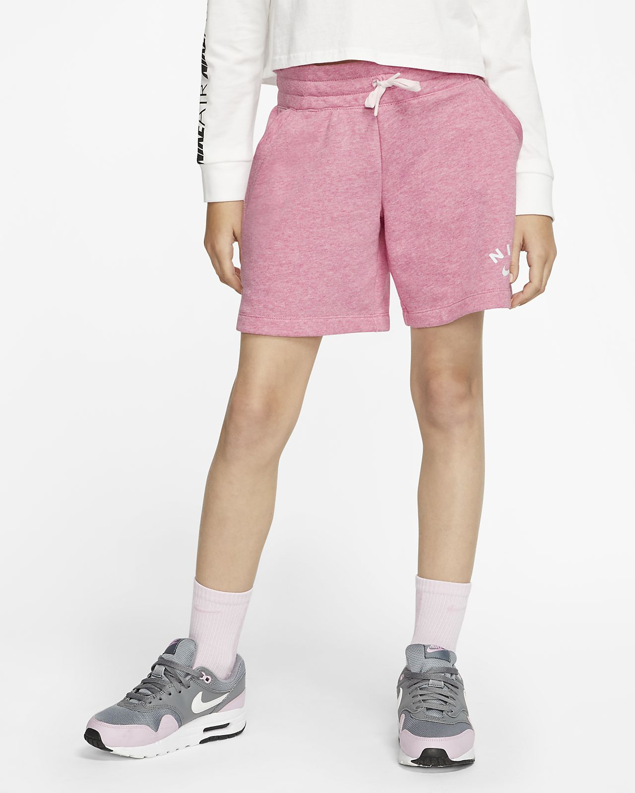 Calções Nike Sportswear Júnior (Rapariga)