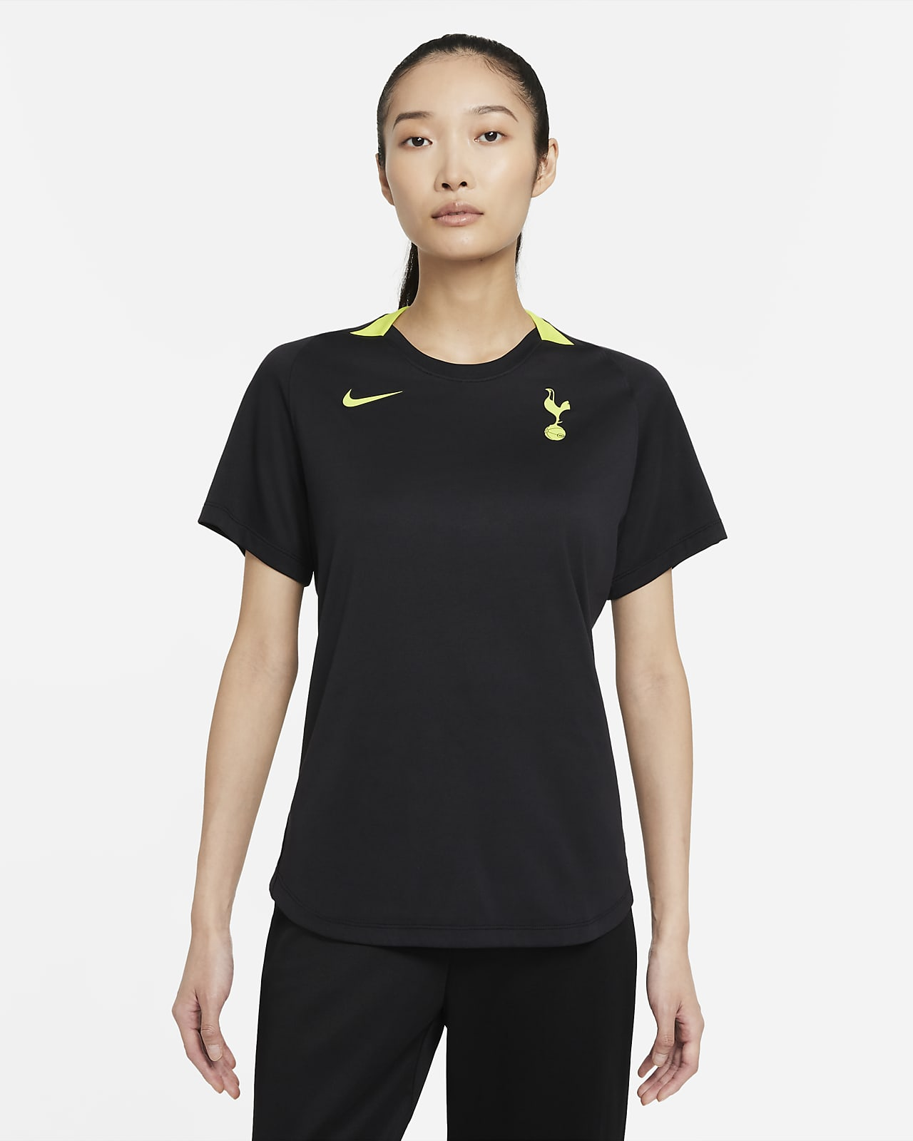 Tottenham Hotspur Women's Nike Dri-FIT Short-Sleeve Football Top