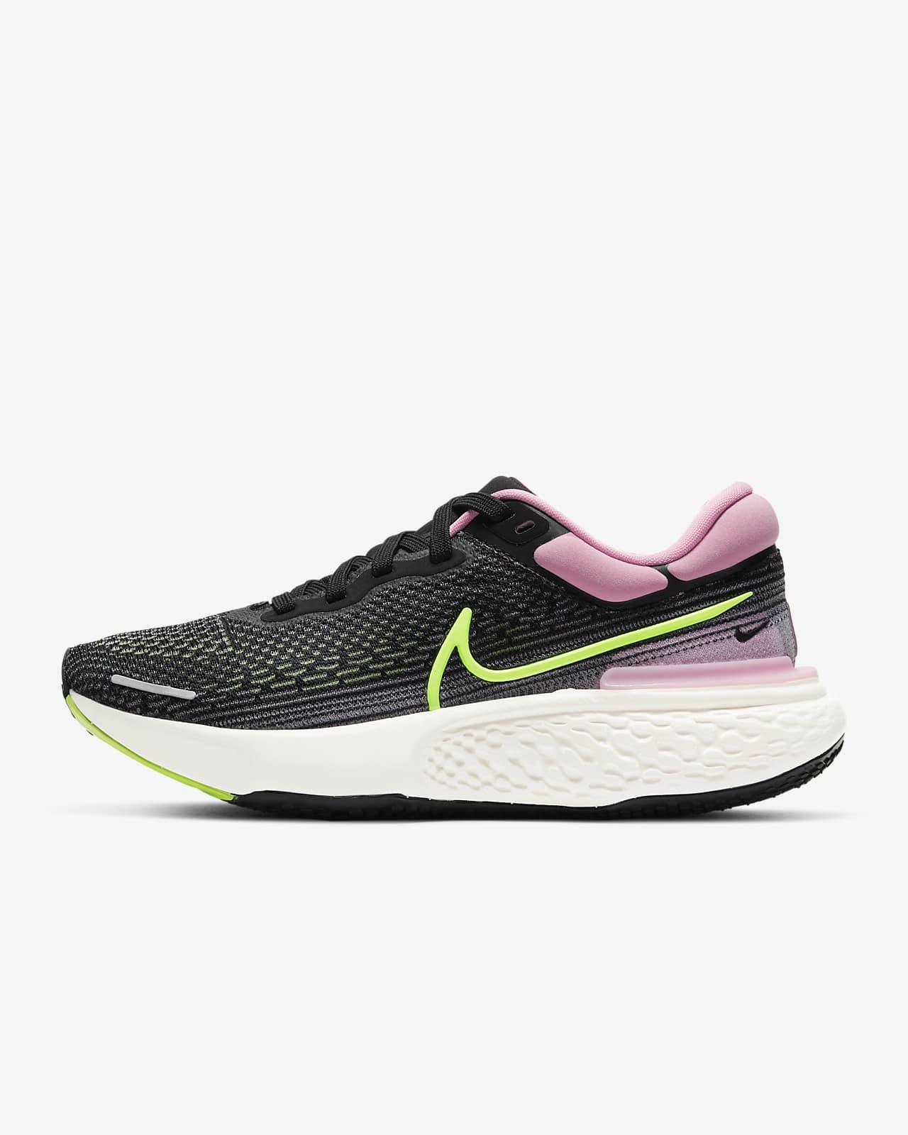 Nike ZoomX Invincible Run Flyknit Hardloopschoen voor dames