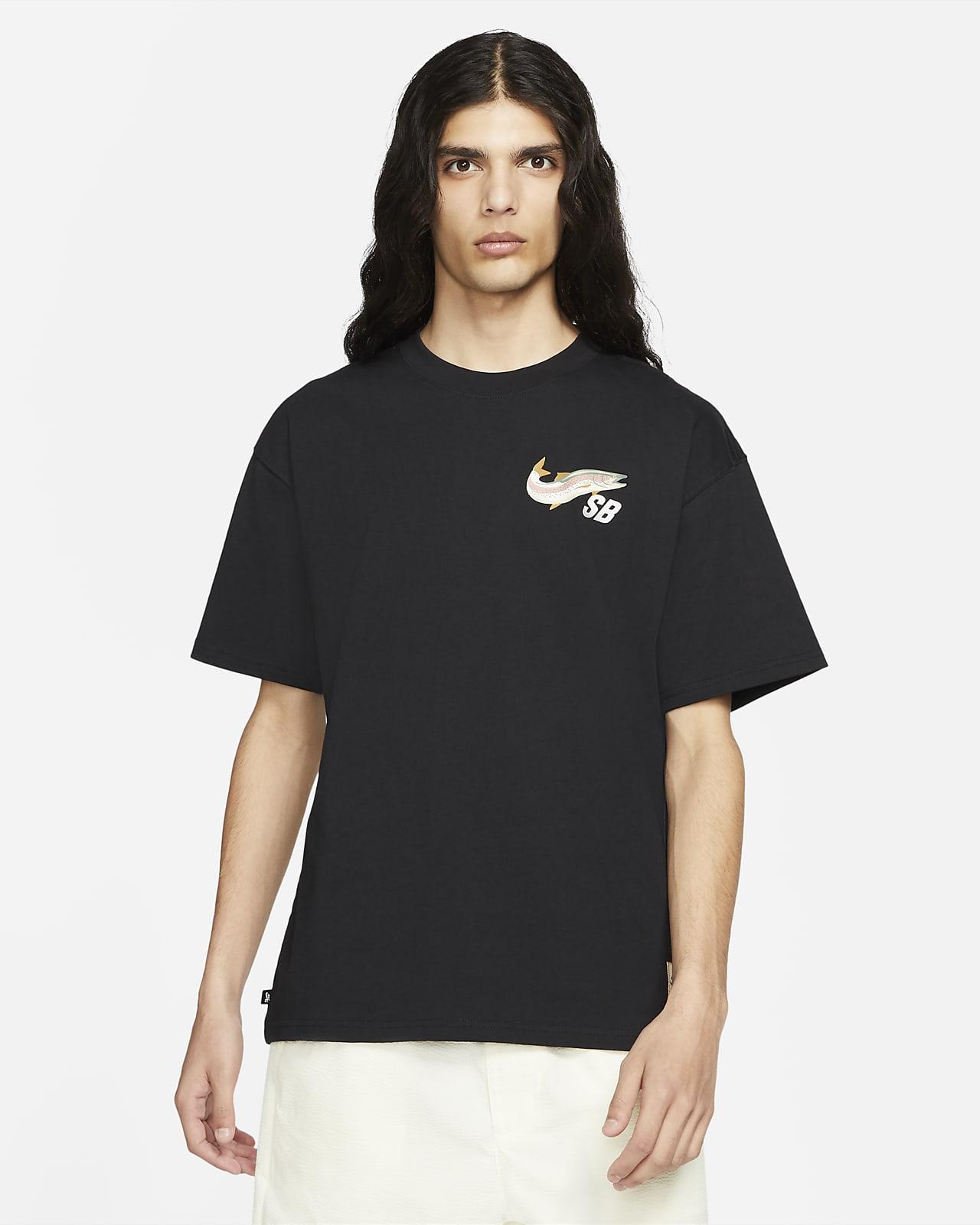 Nike SB Daan Van Der Linden skate-T-skjorte