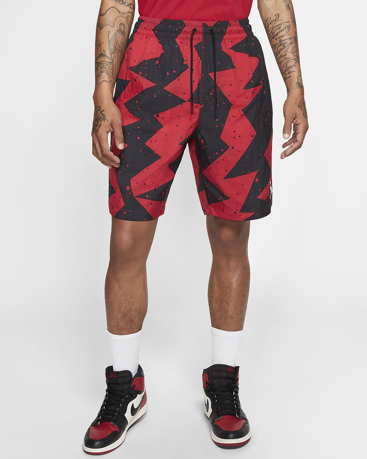 Jordan Jumpman Men's 23cm (approx.) Poolside Shorts