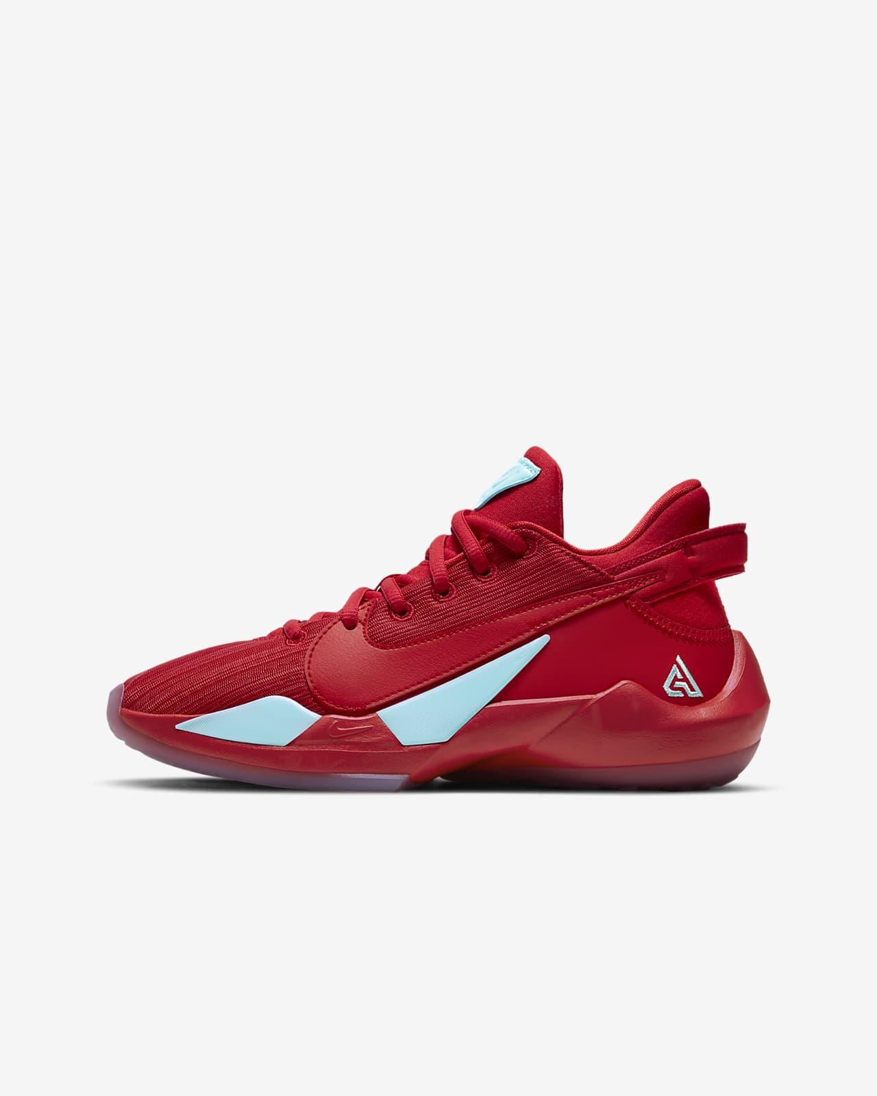 Баскетбольные кроссовки для школьников Freak 2