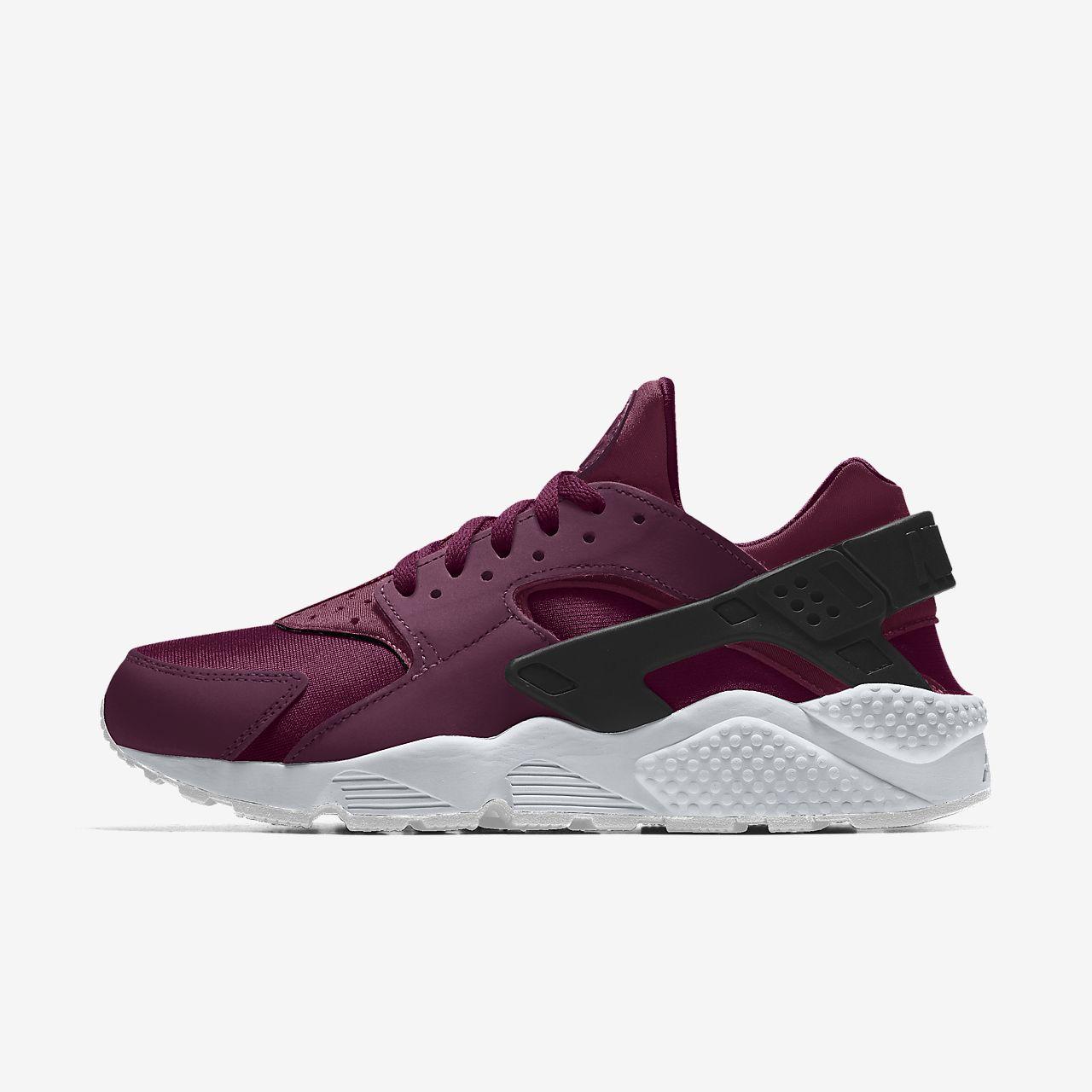 Sapatilhas personalizáveis Nike Air Huarache By You para homem