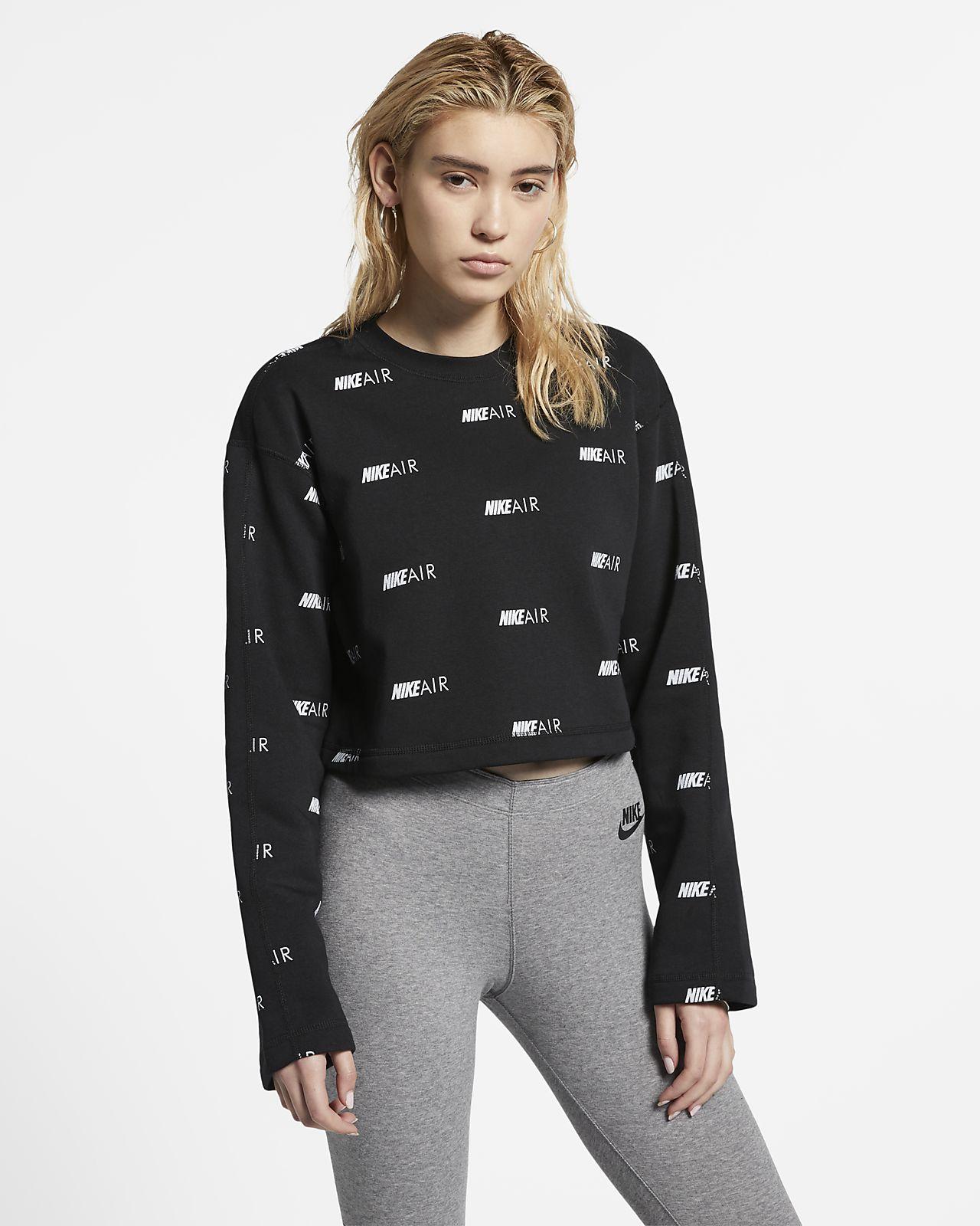 Nike Sportswear Women's Printed Crew