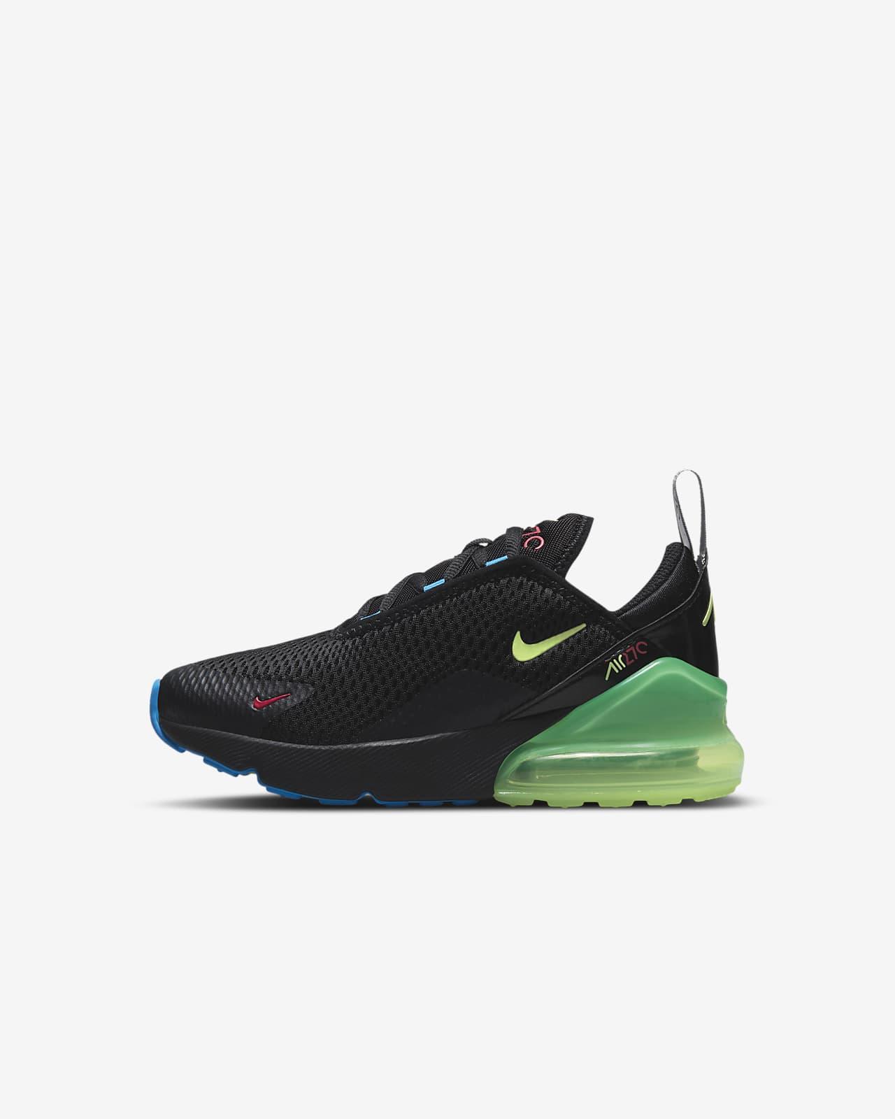 Calzado para niños talla pequeña Nike Air Max 270