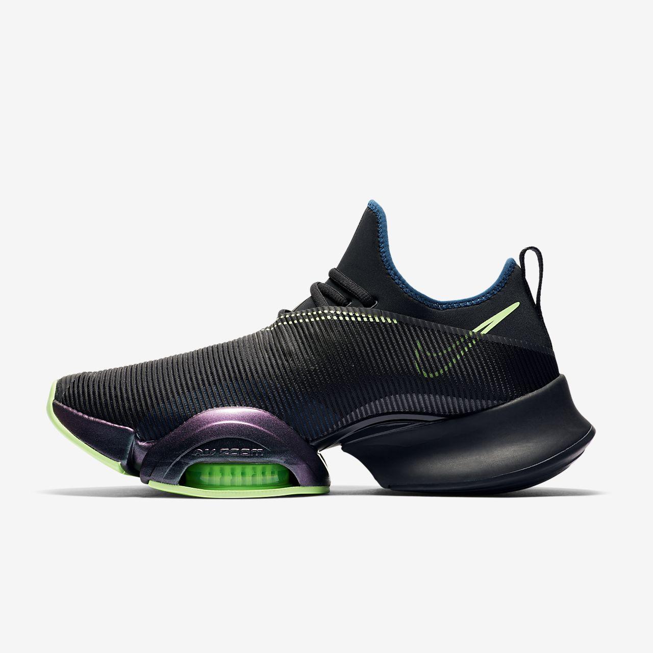 Sapatilhas de aulas de HIIT Nike Air Zoom SuperRep para homem