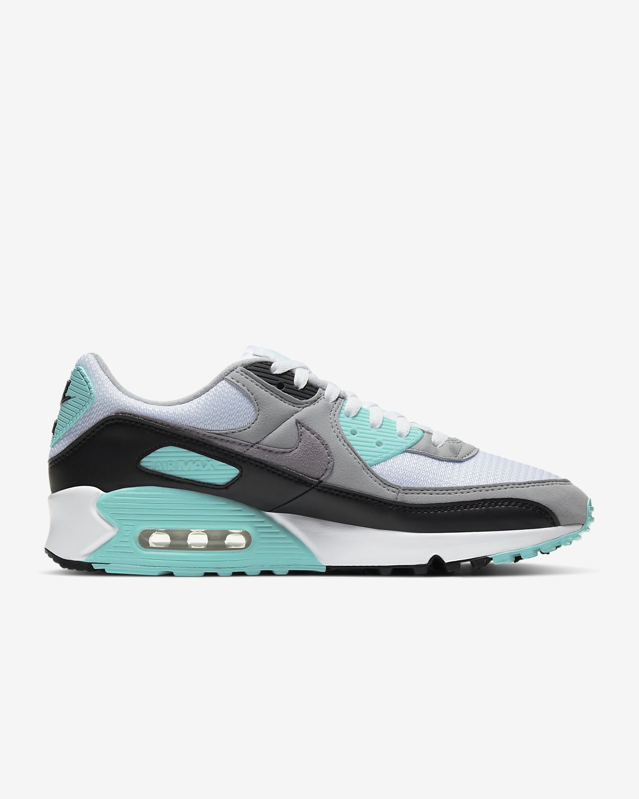 Girls Nike Air Max 90 Premium Particle Beige Running Shoes For Sale
