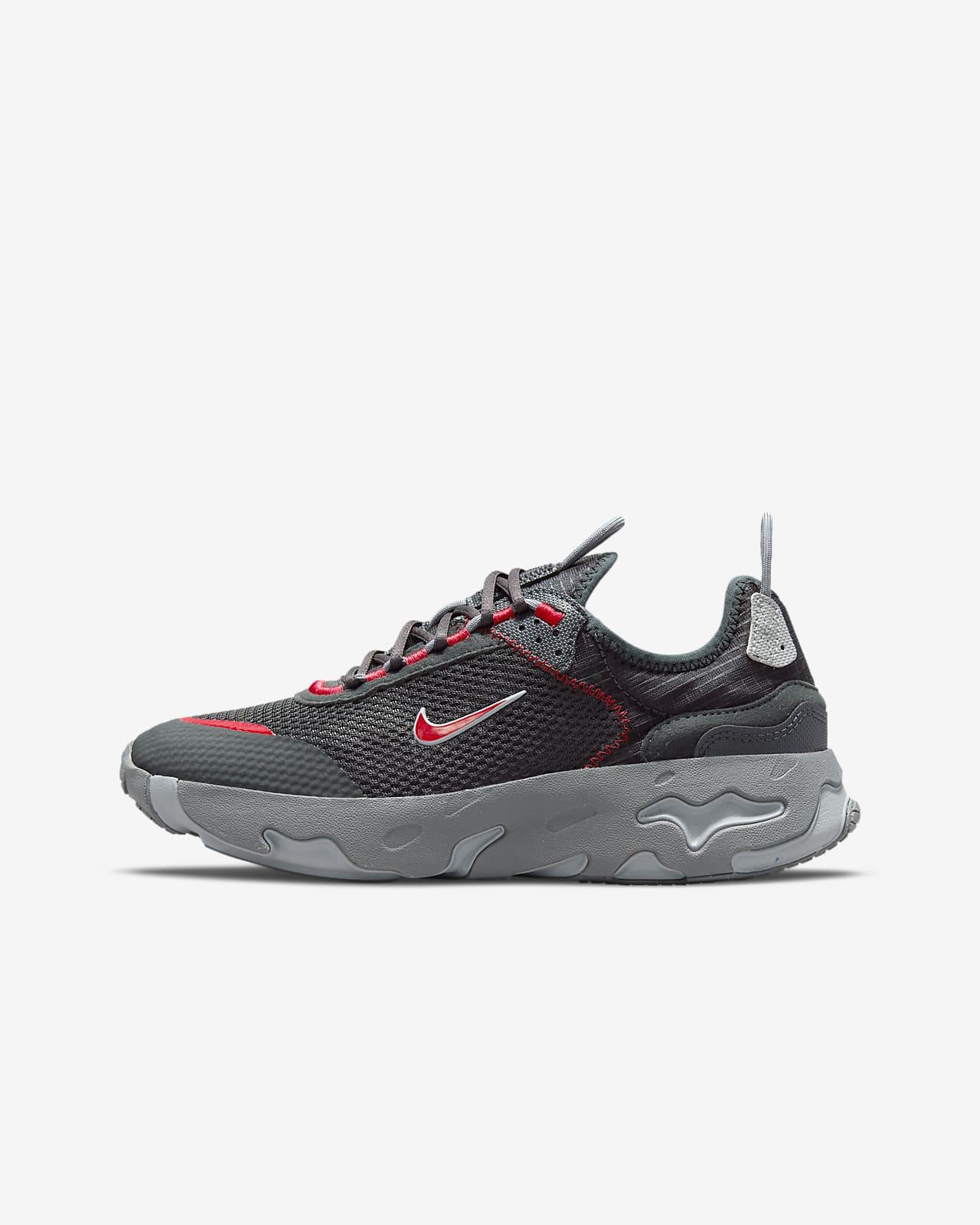 Кроссовки для школьников Nike React Live