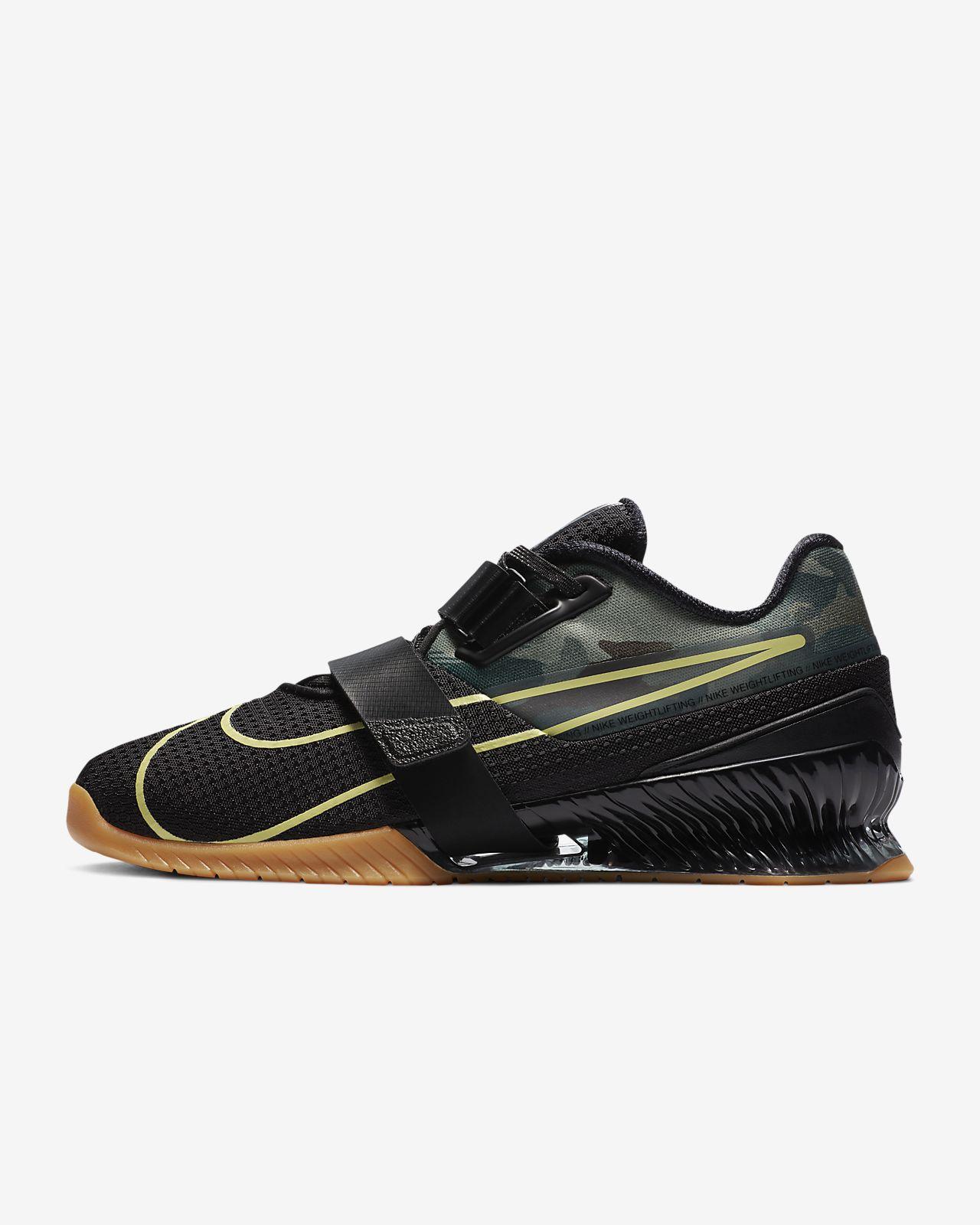 Nike Romaleos 4 男/女训练鞋