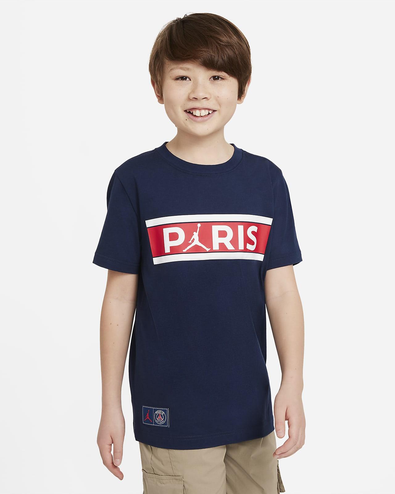 巴黎圣日耳曼大童(男孩)T恤