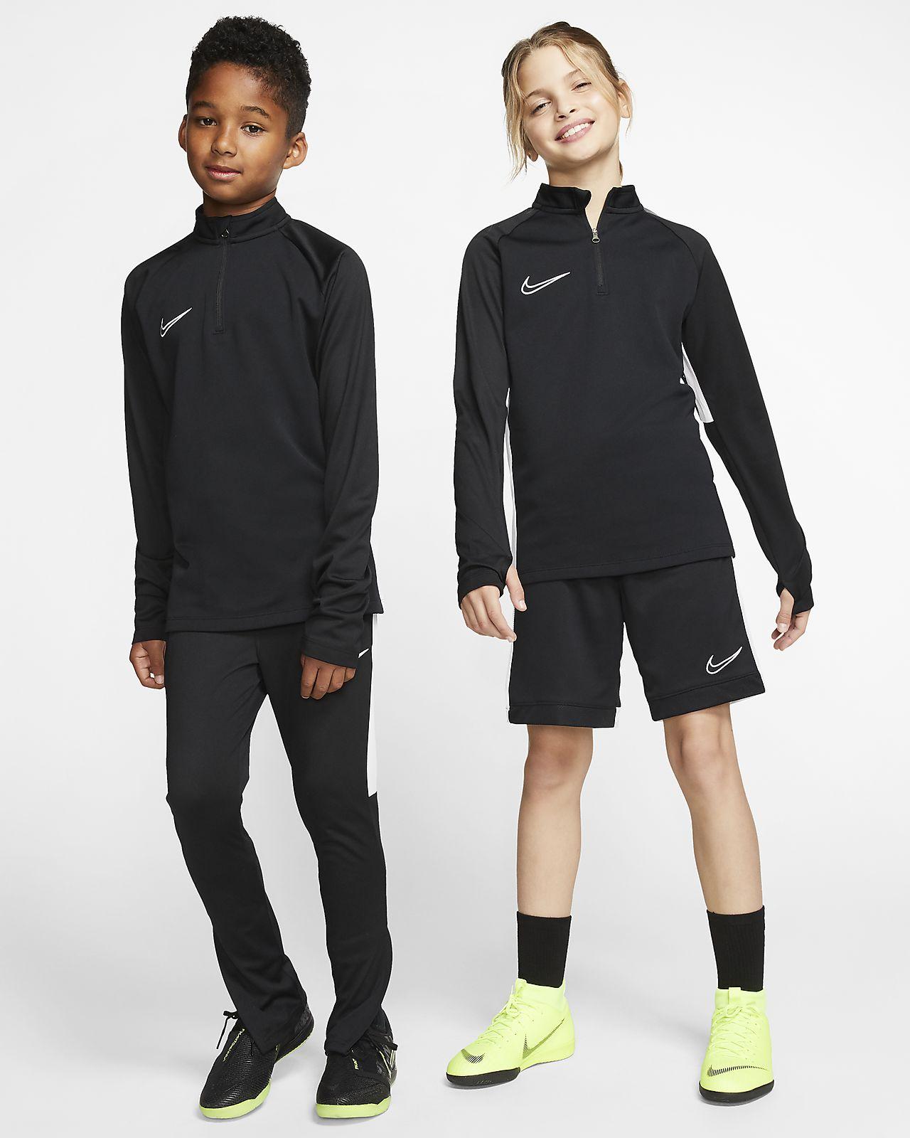 Haut d'entraînement de football Nike Dri FIT Academy pour Enfant plus âgé
