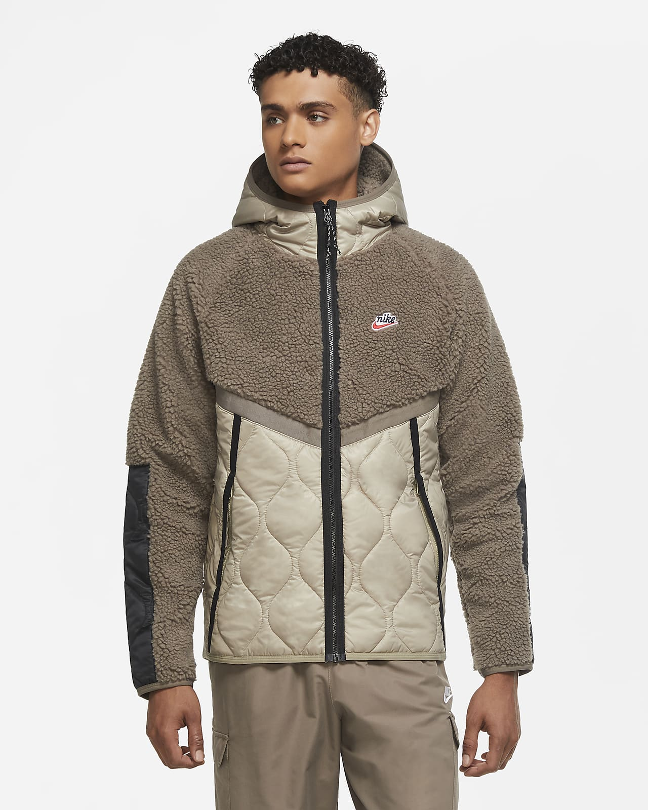 Giacca Nike Sportswear Heritage - Uomo