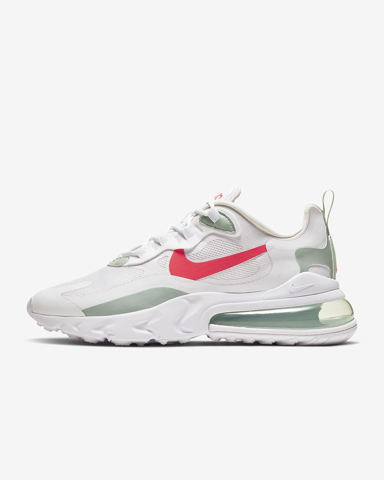 Nike Air Max 270 React en 2020 | Zapatillas mujer