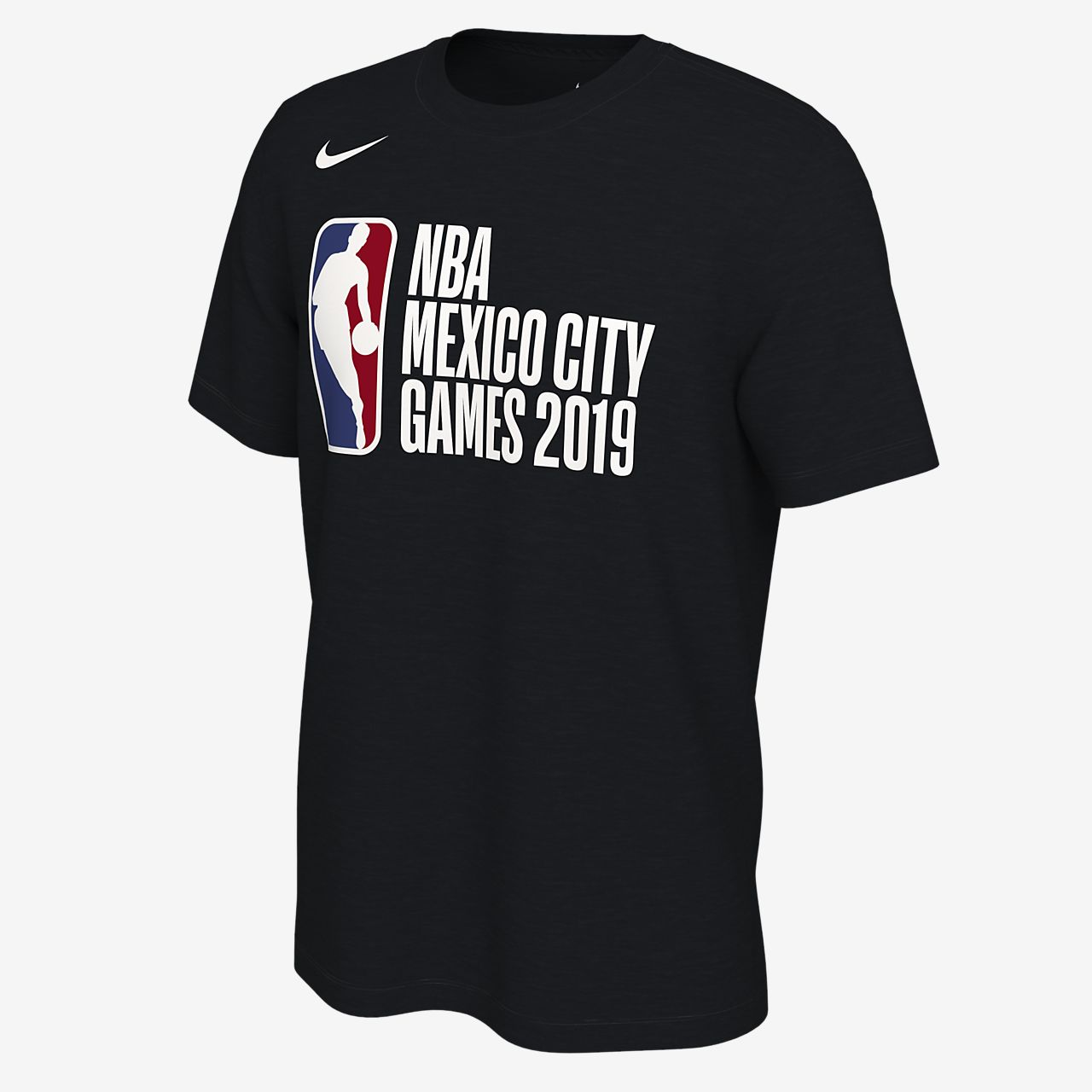 Playera Nike NBA para hombre Global Games Mexico City