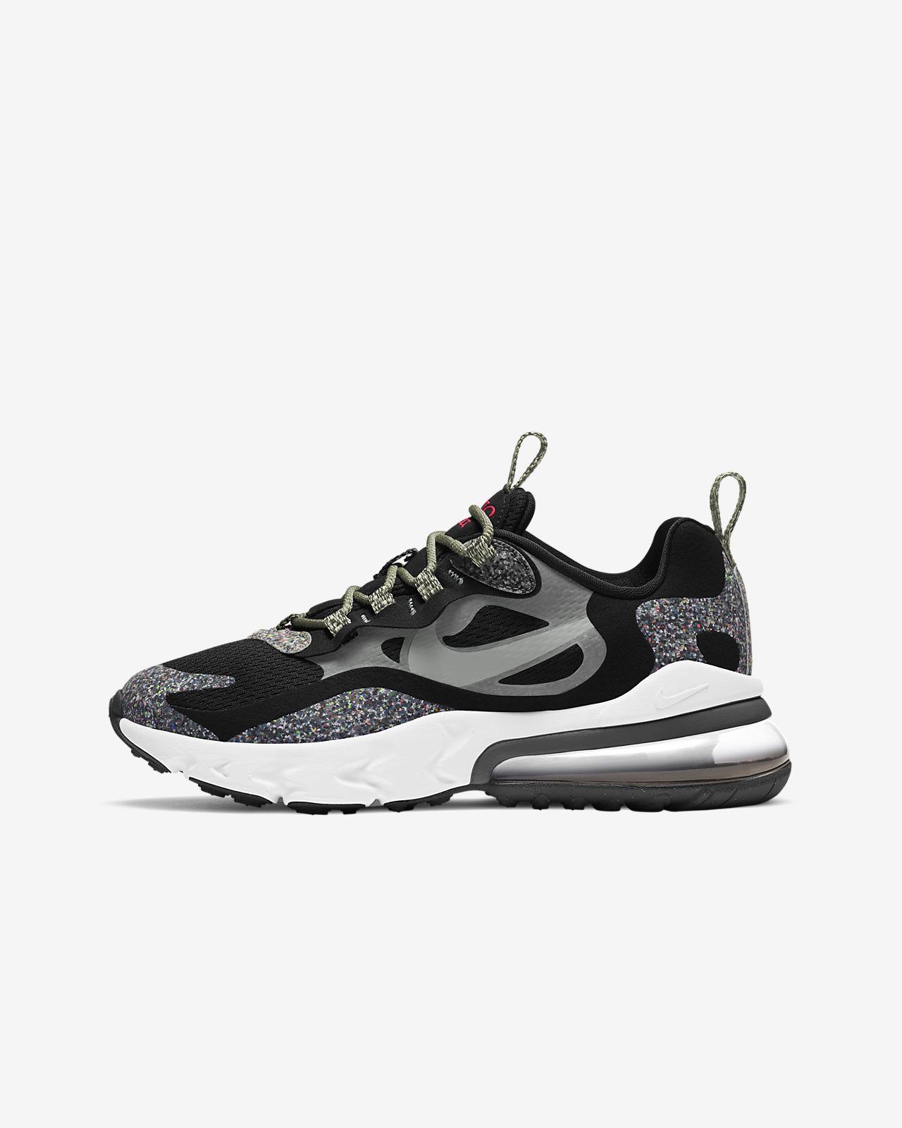 Nike Air Max 270 React SE sko til store barn