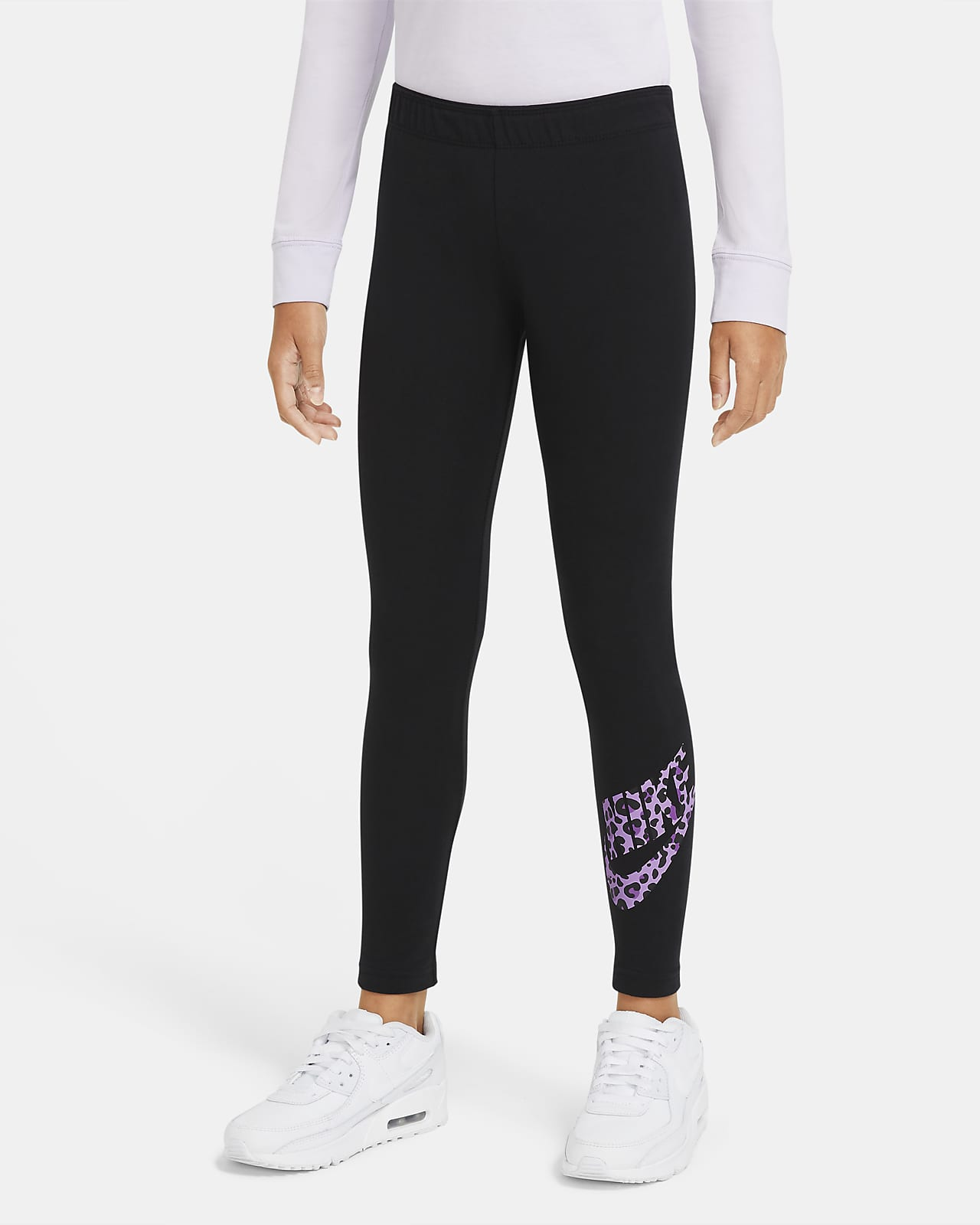 Nike Sportswear Older Kids' (Girls') Leggings