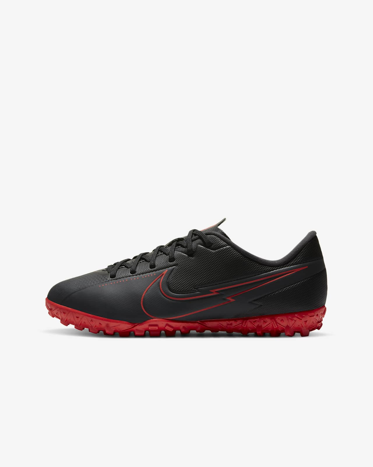 Nike Jr. Mercurial Vapor 13 Academy TF Younger/Older Kids' Artificial-Turf Football Shoe