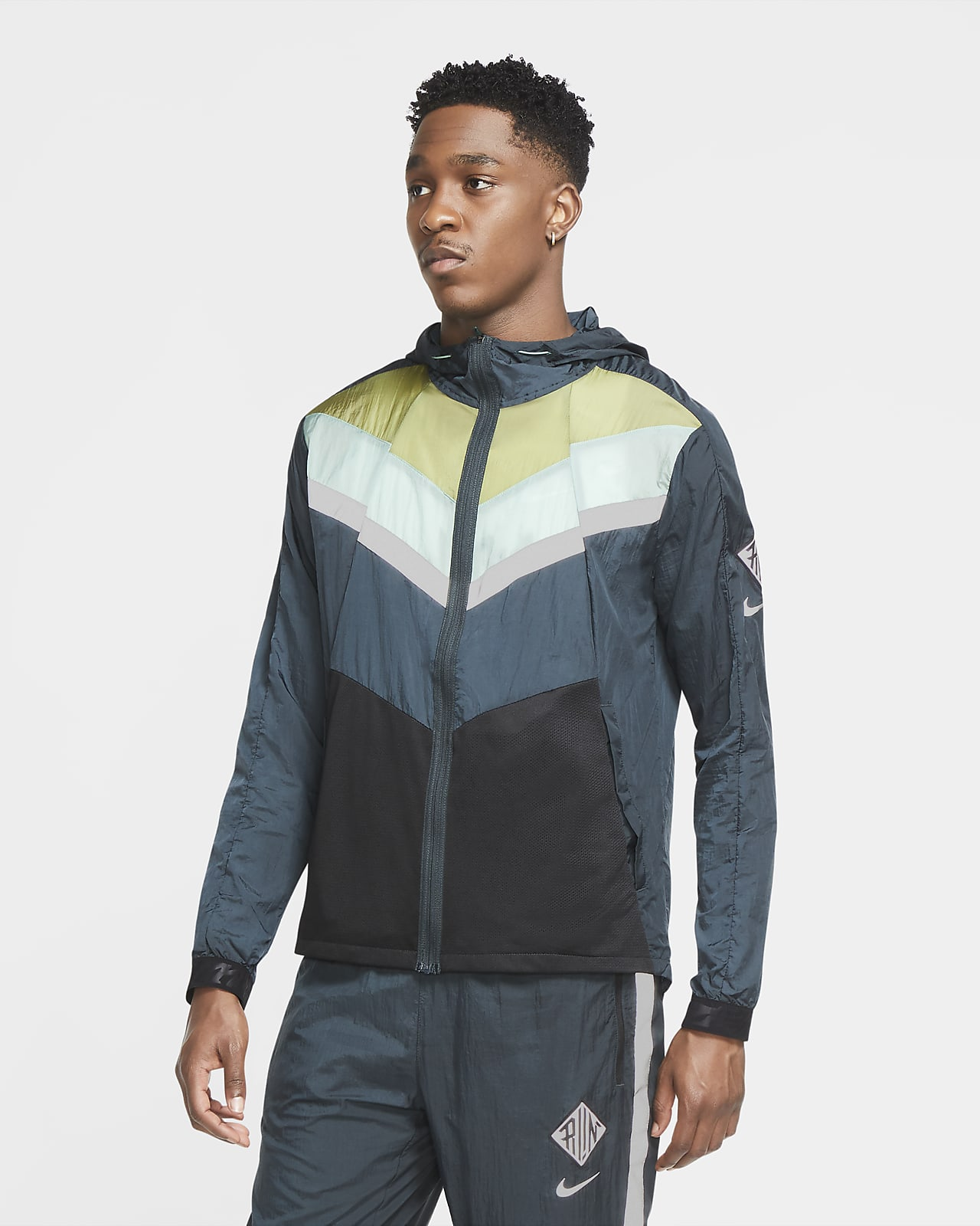 Veste de running Nike Windrunner Wild Run pour Homme