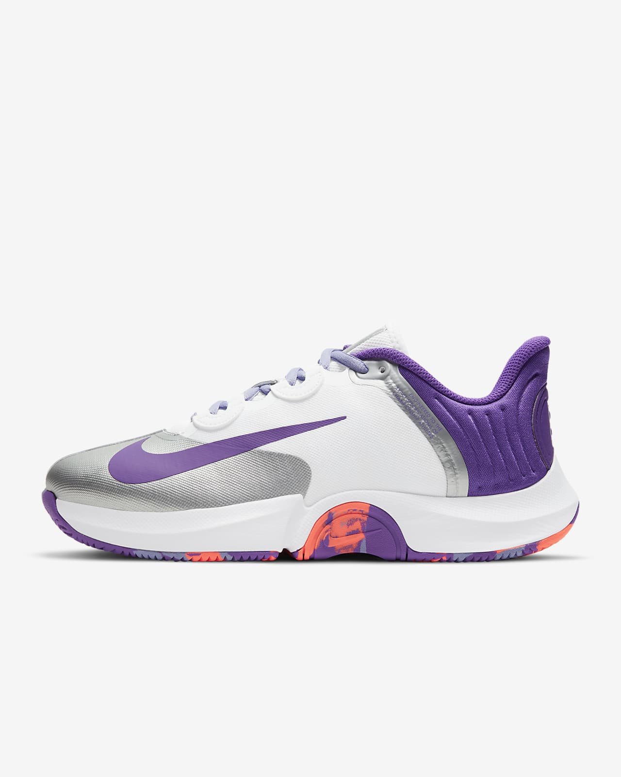 รองเท้าเทนนิสฮาร์ดคอร์ทผู้หญิง NikeCourt Air Zoom GP Turbo
