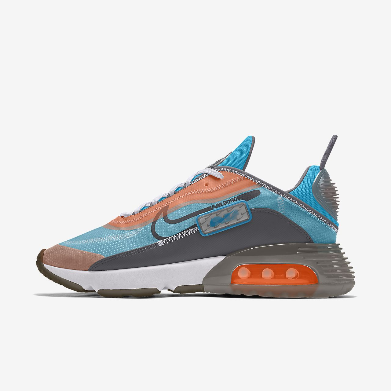 Nike Air Max 2090 By You personalisierbarer Herrenschuh