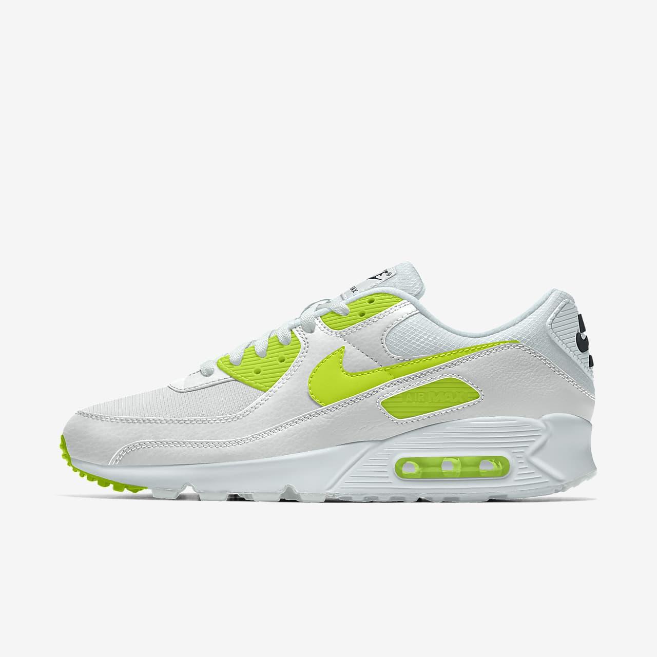 Nike Air Max 90 Unlocked By You Custom Men's Lifestyle Shoe