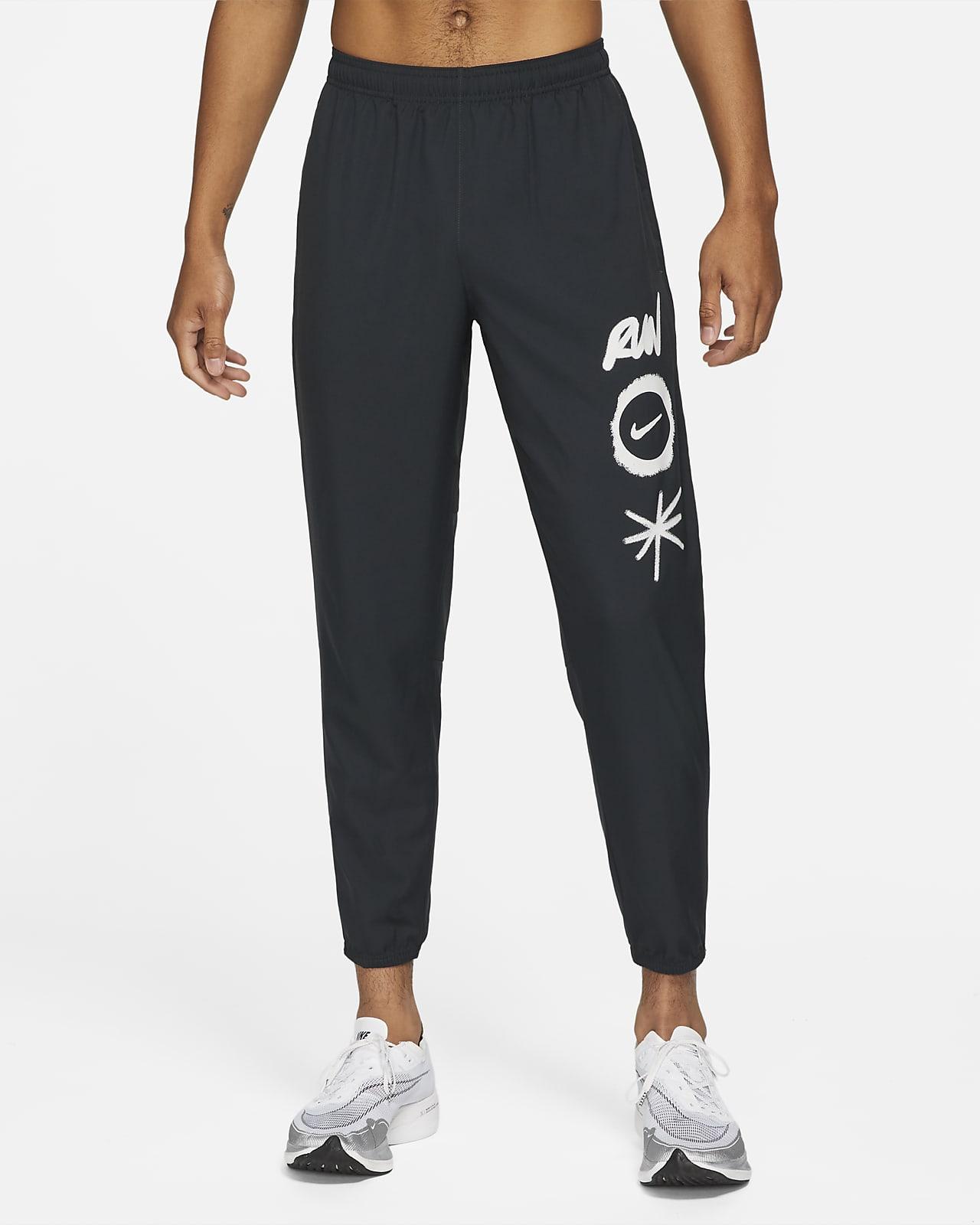 Pantalones tejidos de running para hombre Nike Dri-FIT Challenger Wild Run