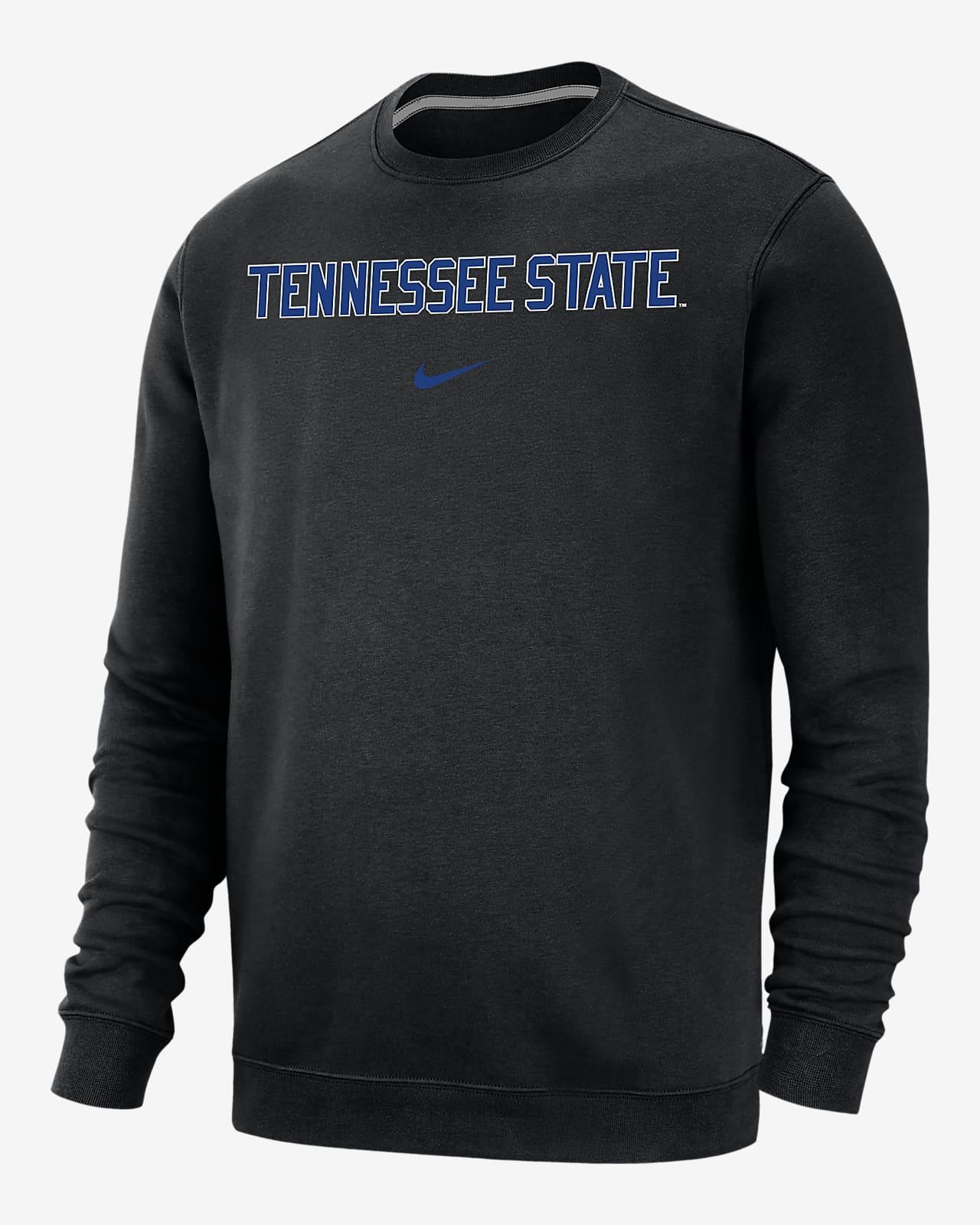 Nike College Club Fleece (Tennessee State) Crew Sweatshirt