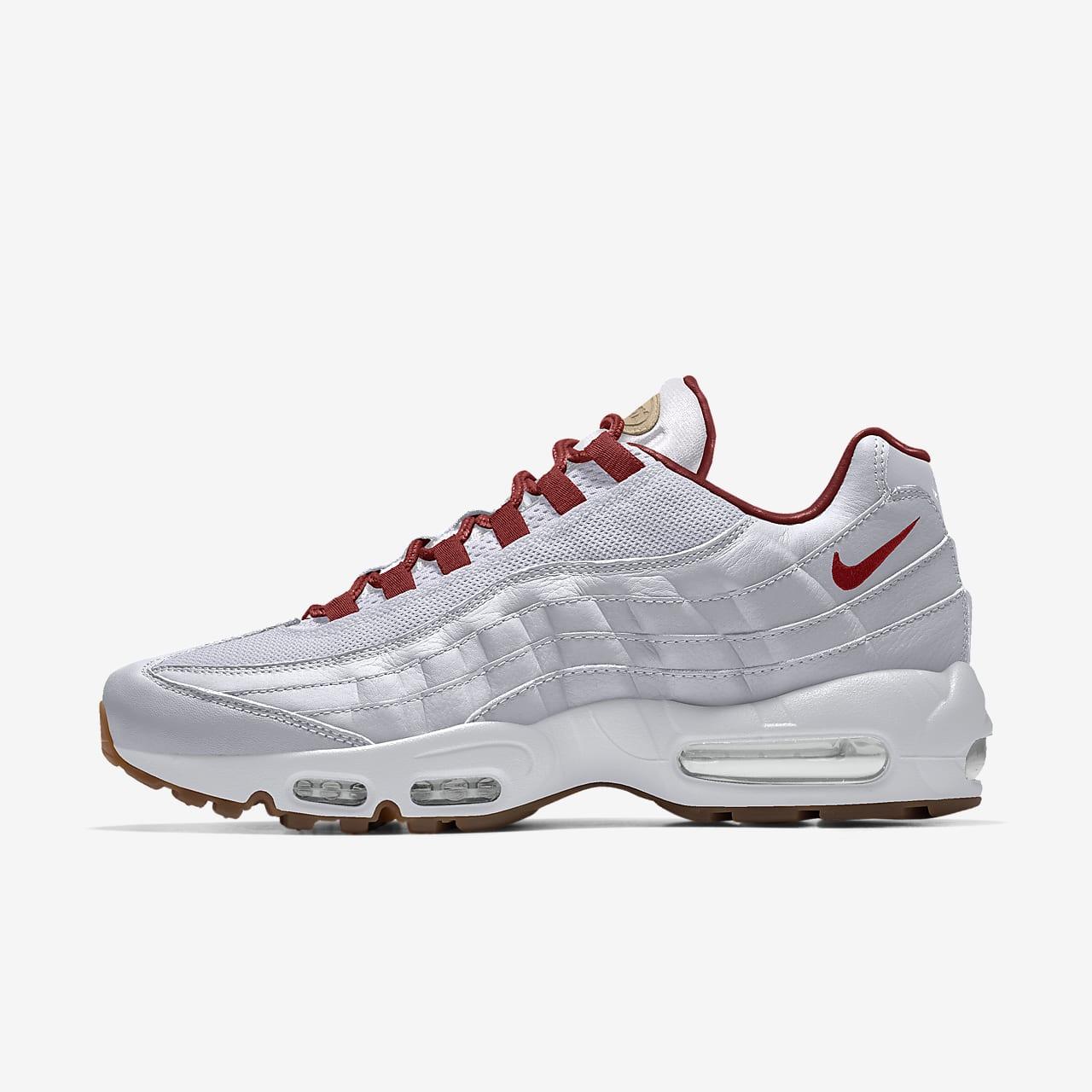 Nike Air Max 95 Premium By You Custom Shoe