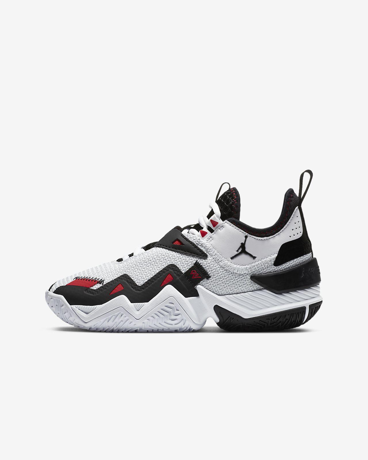 Jordan Westbrook One Take Older Kids' Basketball Shoe