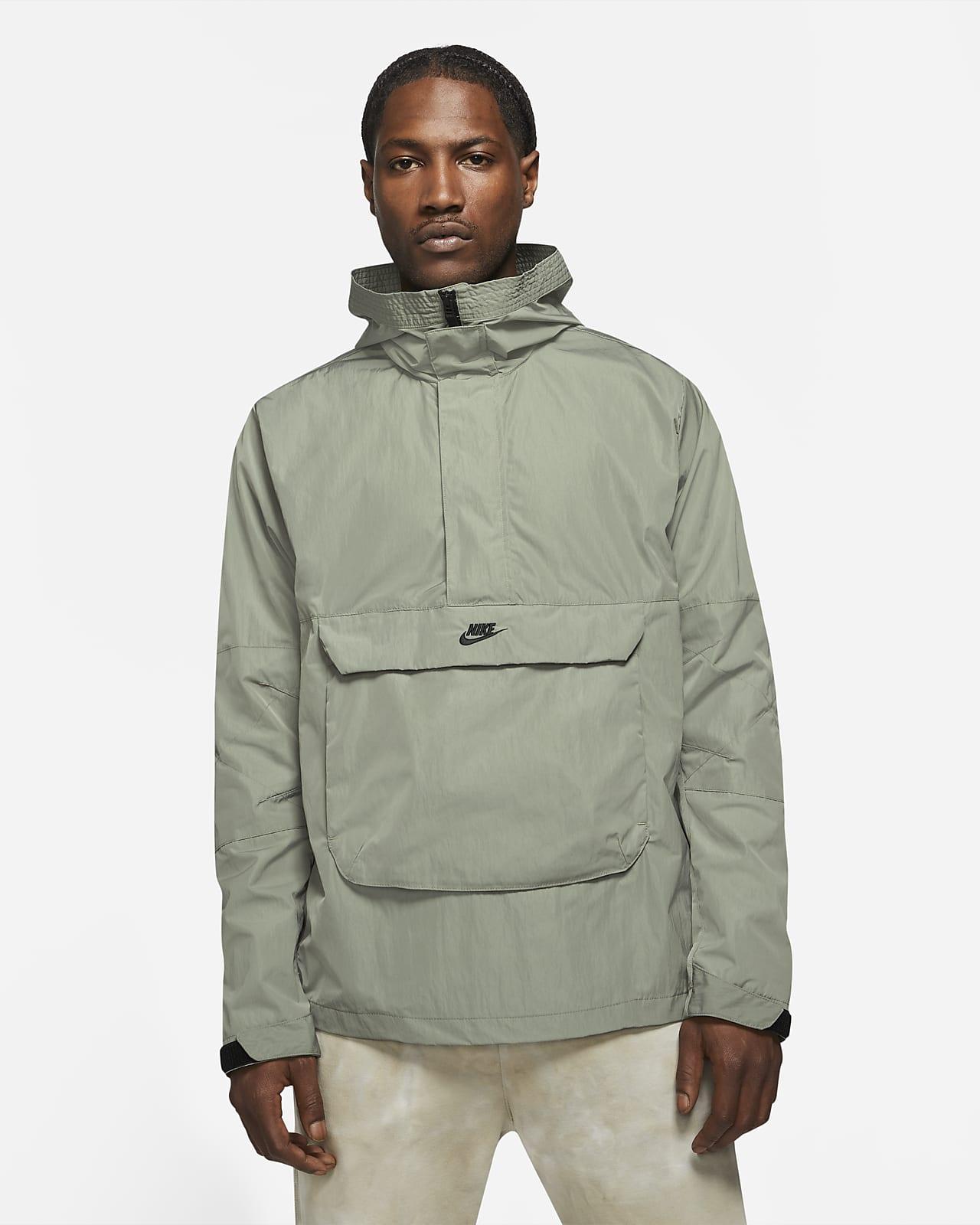 Anorak non foderato con cappuccio Nike Sportswear Premium Essentials - Uomo