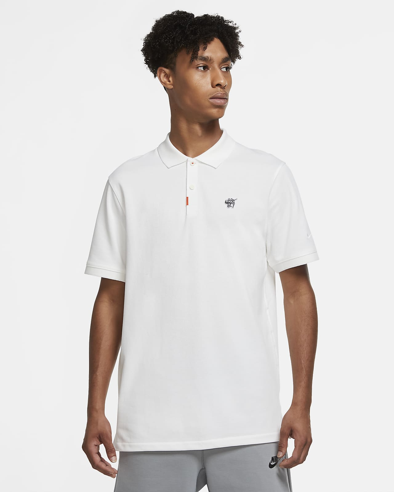 The Nike Polo Naomi Osaka Poloshirt in schmaler Passform (Unisex)