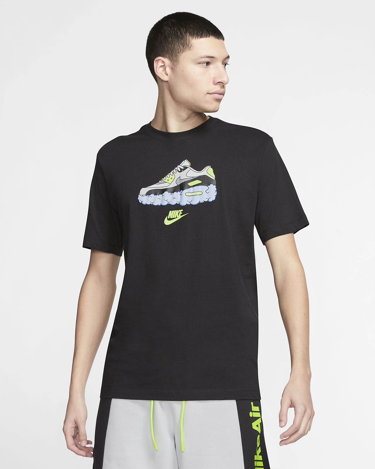 nike sportswear air max shirt