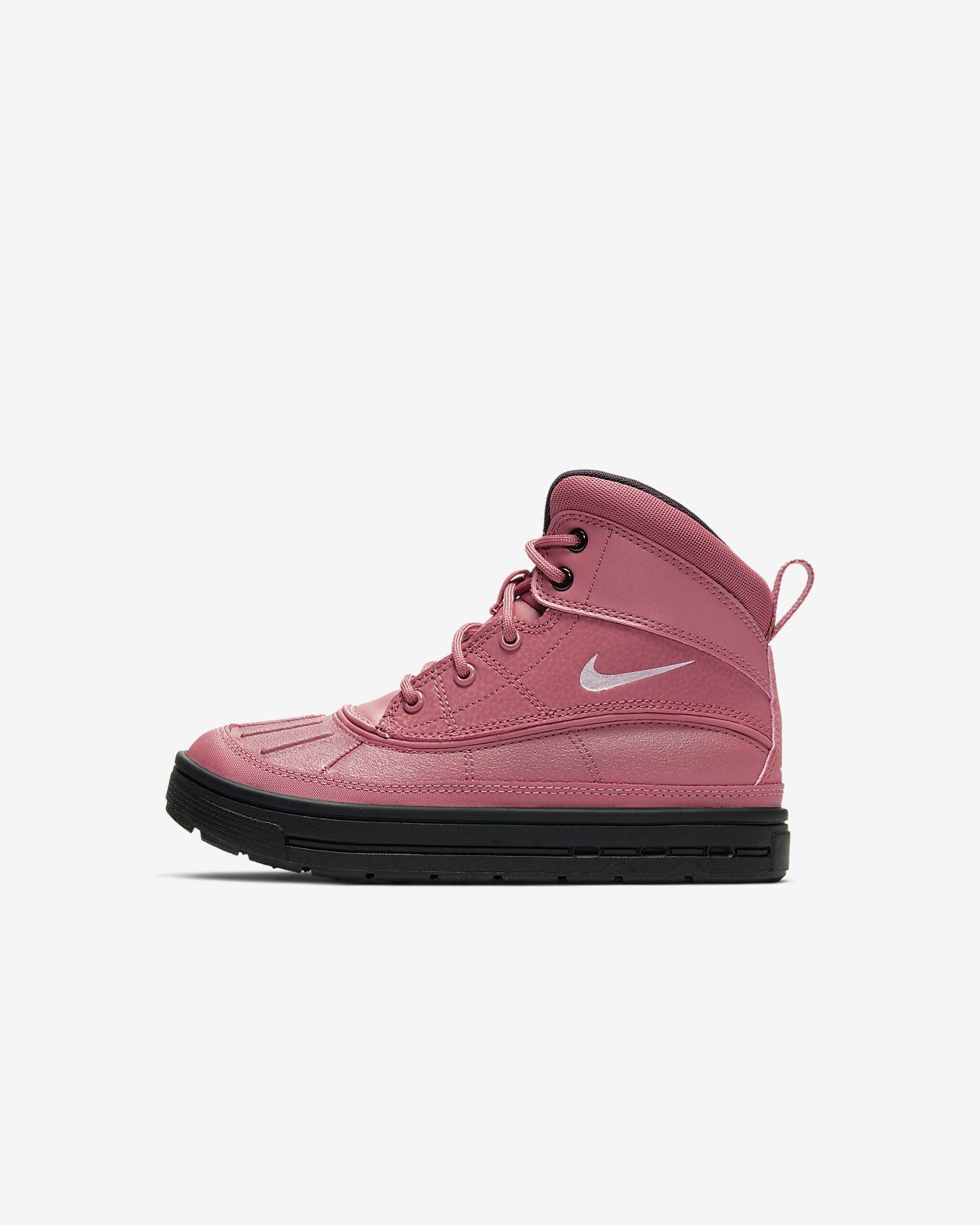 Nike Little Kids Woodside 2 High Winter Boots